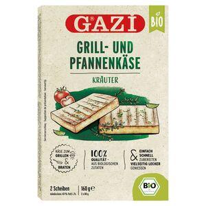 GAZi®  Bio-Grill- und Pfannenkäse 160 g