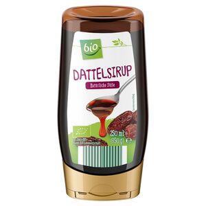 GUT bio Bio-Dattel-/-Reissirup 250 ml