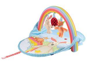 LUPILU® Baby Spieldecke, mit Bogen und Tragegriff