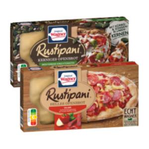 Wagner Rustipani oder Kerniges Ofenbrot