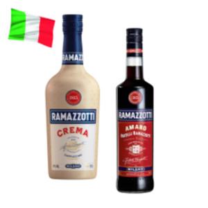 Ramazzotti Amaro, Aperitivo Rosato oder Ramazzotti Crema