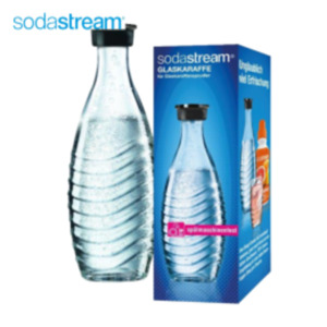 SodaStream Glaskaraffe Crystal