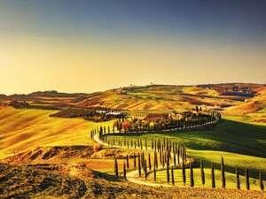 Toskana - Standort-Rundreise in Italien