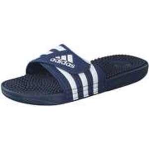 adidas Adissage Badepantolette Damen & Herren blau