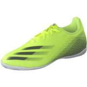 adidas X GHOSTED.4 IN Fußball Herren gelb