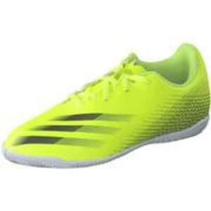 adidas X GHOSTED.4 IN J Fußball Mädchen & Jungen gelb