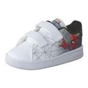 adidas Advantage I Sneaker Jungen weiß