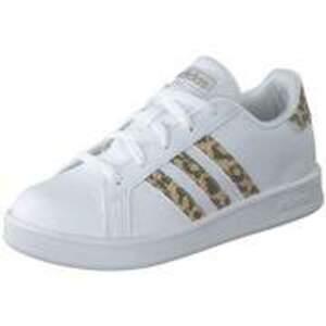 adidas Grand Court K Sneaker Mädchen weiß