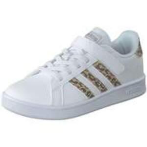 adidas Grand Court C Sneaker Mädchen weiß