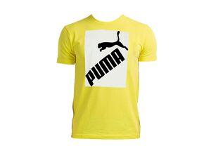PUMA T-Shirt Herren, mit Rundhalsausschnit