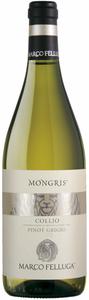Marco Felluga Mongris Pinot Grigio 2019 - Weisswein, Italien, trocken, 0,75l
