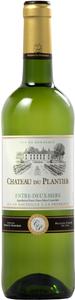 Chateau du Plantier Bordeaux Entre Deux Mers Blanc Aoc 2019 - Weisswein, Frankreich, trocken, 0,75l
