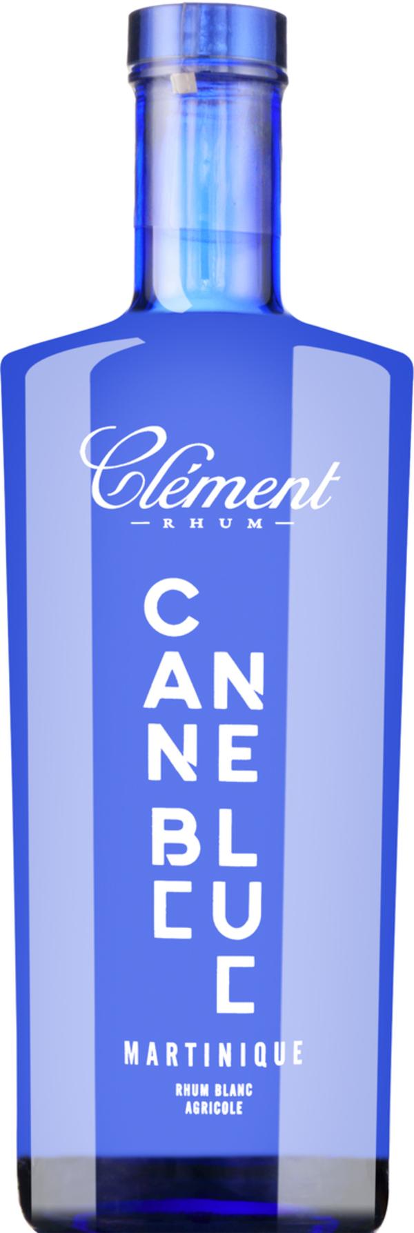 Clément Rhum Blanc Canne Bleu 0000 - Rum, Martinique, trocken, 0,7l