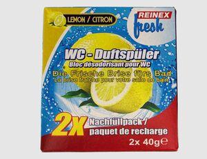 WC Duftspüler Nachfüller Lemon