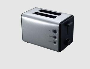 Bomann TA 1371 CB Toaster 850W
