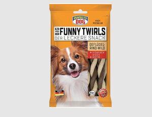 Perfecto Dog Funny Twirls