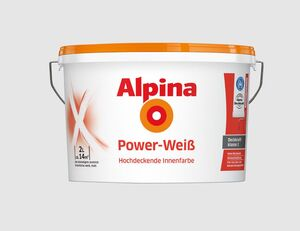 Alpina Power weiß