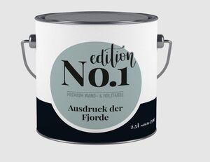 Wand- & Holzfarbe edition No. 1
