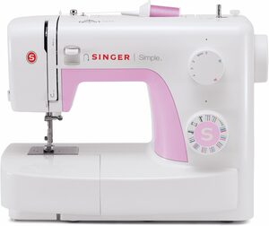 Singer Nähmaschine Simple 3223, 23 Programme, 23 Stiche