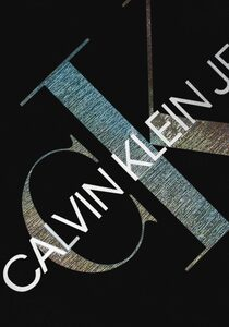 Calvin Klein Jeans Kapuzensweatshirt »REFLECTIVE MONOGRAM HOODIE« mit irisierendem CK Logo-Monogramm & Calvin Klein Jeans Schriftzug