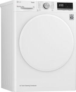 LG Wärmepumpentrockner V3RT8, 8 kg