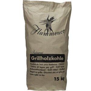 Flammenco Resaurant Grillkohle 15 kg