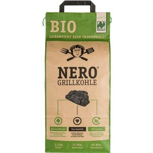 Nero Bio Grillkohle 2,5 kg