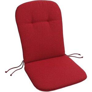 Monoblockissen hoch 96 cm x 45 cm x 5 cm Rot