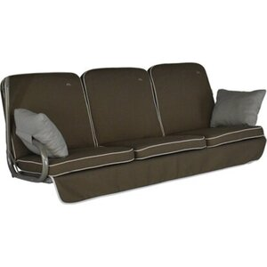 Angerer Hollywoodschaukel Auflage Comfort Style Taupe
