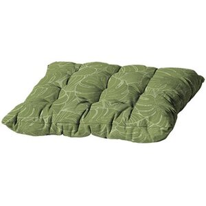 Madison Sitzkissen Toscane Outdoor Palm Green 46 cm x 46 cm