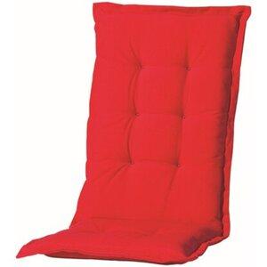 Madison Auflage Panama Rot für Hochlehner ca. 123 cm x 50 cm