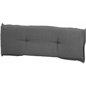 Madison Auflage Panama Grey für 2-Sitzer Bänke ca. 110 cm x 48 cm