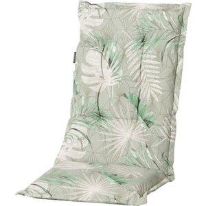 Madison Hochlehner Auflage Outdoor Dotan Grün 123 cm x 50 cm