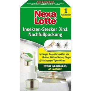 Nexa Lotte Insektenschutz 3in1 Nachfüllflasche
