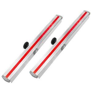 Hymer Fußverlängerungsset für Sprossenstehleiter Verstellbereich 1000 mm