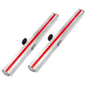 Hymer Fußverlängerungsset für Sprossenstehleiter Verstellbereich 370 mm
