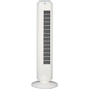 Suntec Turmventilator CoolBreeze 76 cm Weiß