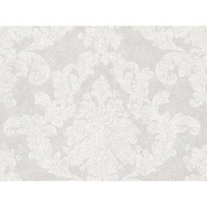 A.S. Creation Vliestapete Elegance 3 Ornament Grau