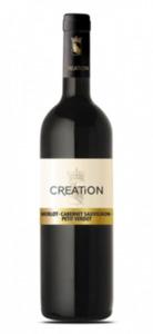Creation Merlot, Cabernet Sauvignon, Petit Verdot 2014 - 0.75 L - Südafrika - Rotwein - Creation