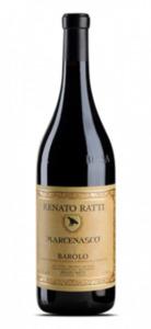 Renato Ratti Barolo DOCG Marcenasco 1,5l 2014 - 1.5 L - Italien - Rotwein - Renato Ratti