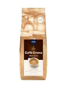 Kaffee CAFFÈ CREMA Sensio von arko, 500g Bohnen