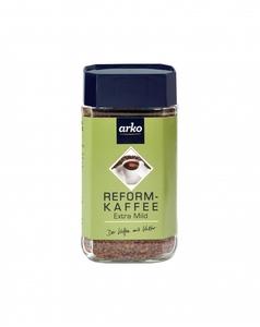 Instantkaffee REFORMKAFFEE Extra Mild von arko, 100g
