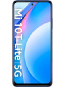 Xiaomi Mi 10T Lite 5G 128GB blau mit green LTE 10 GB
