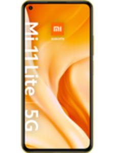 Xiaomi Mi 11 Lite 5G 128GB Citrus Yellow mit RED S