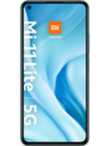 Xiaomi Mi 11 Lite 5G 128GB Mint Green mit green LTE 40 GB