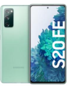 Samsung Galaxy S20 FE 128GB mint mit green LTE 20 GB