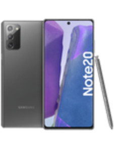 Samsung Galaxy Note20 256GB grau mit green LTE 20 GB