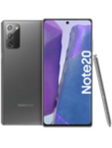 Samsung Galaxy Note20 256GB grau mit green LTE 40 GB