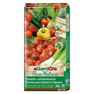 Gardol Pure Nature Tomaten- & Gemüseerde