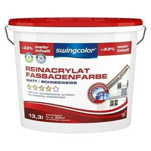 swingcolor Reinacrylat-Fassadenfarbe